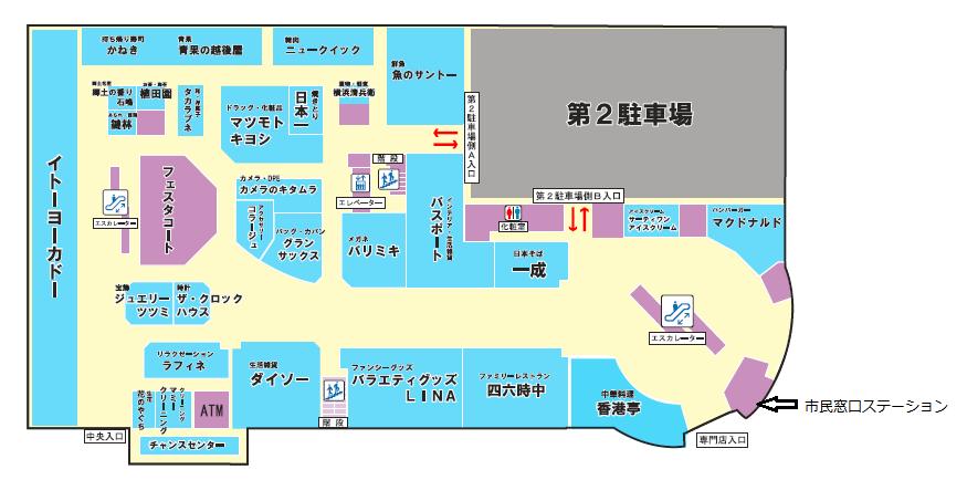 龍ケ崎市市民窓口ステーション